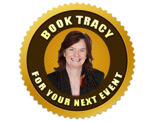Book Tracy Reapchuk for Your Next Event