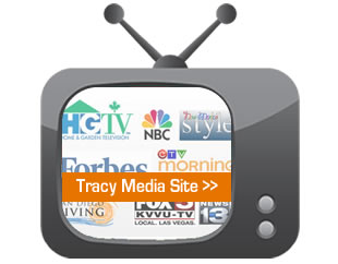 Tracy Reapchuk Appear's on Leading TV Channels & Other Print Media